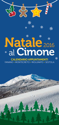 Opuscolo Natale 2016